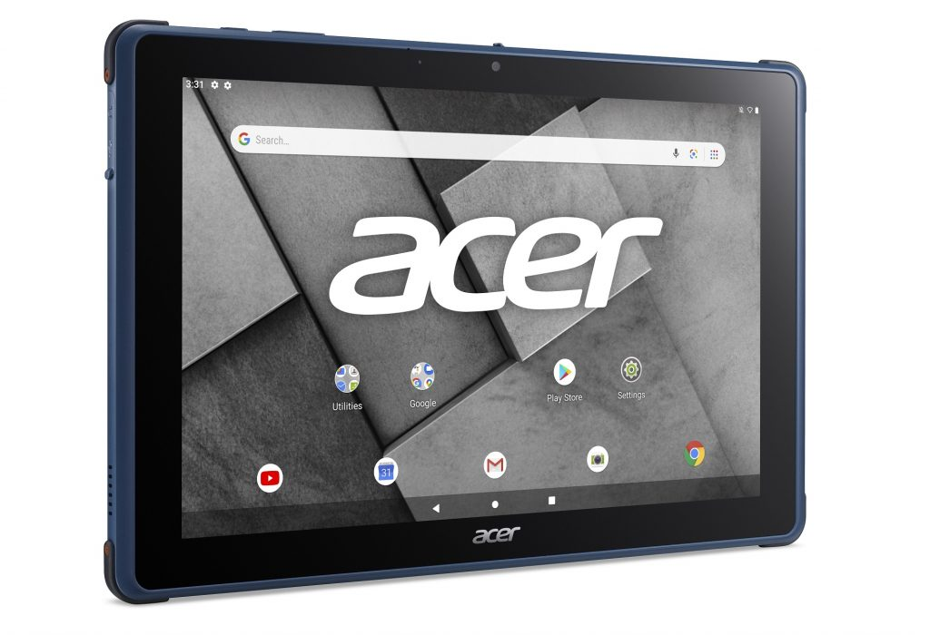 acer enduro t1 durable tablet