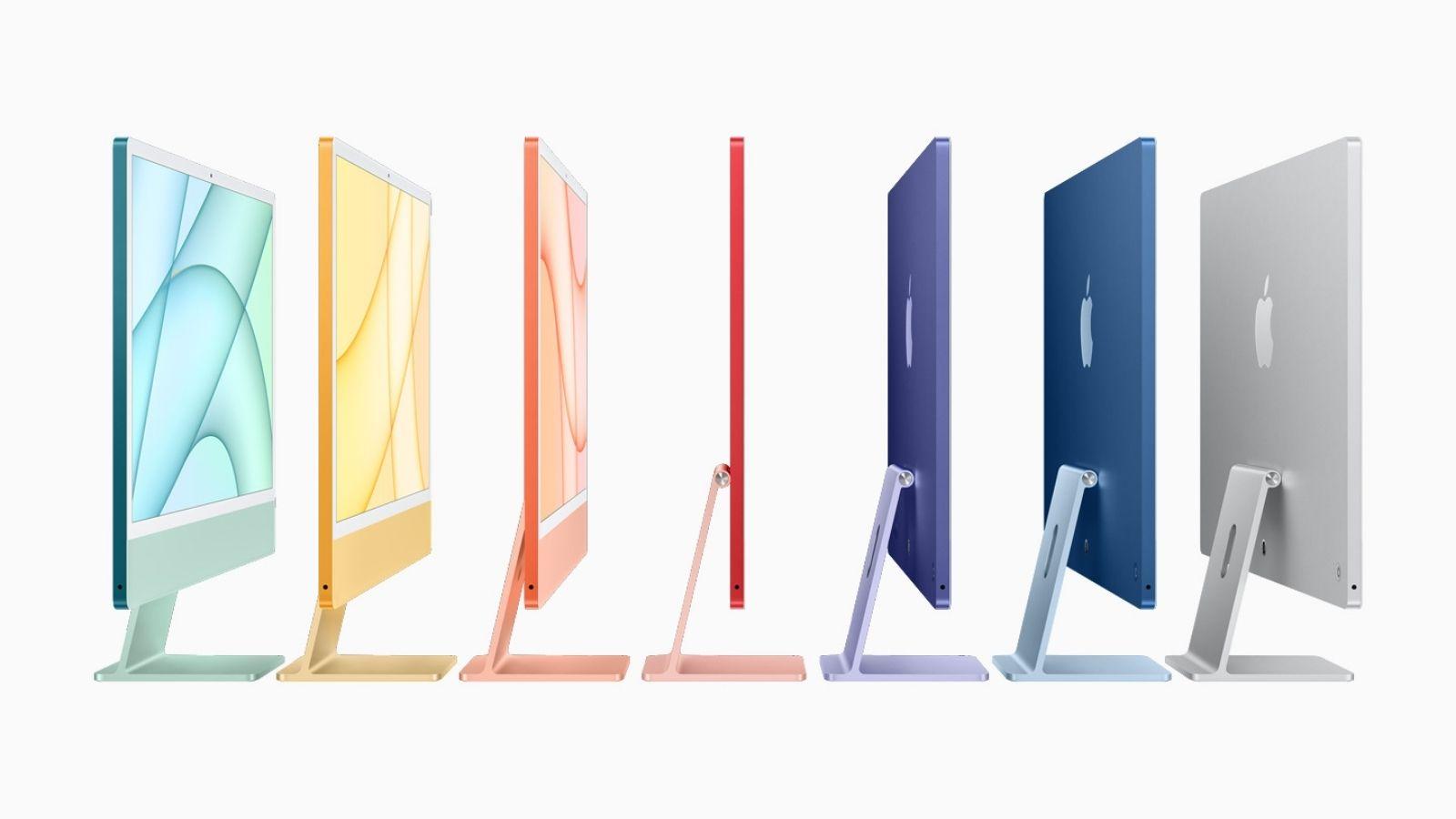 Apple reveals new iMac powered by M1 - Gearburn - gearburn