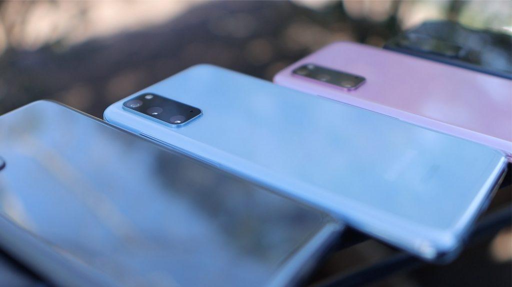 Samsung smartphone sales Africa