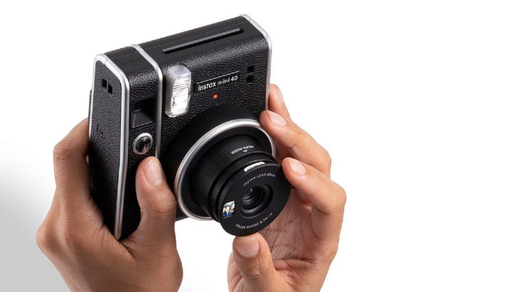 Fujifilm South Africa Instax Mini 40 instant camera
