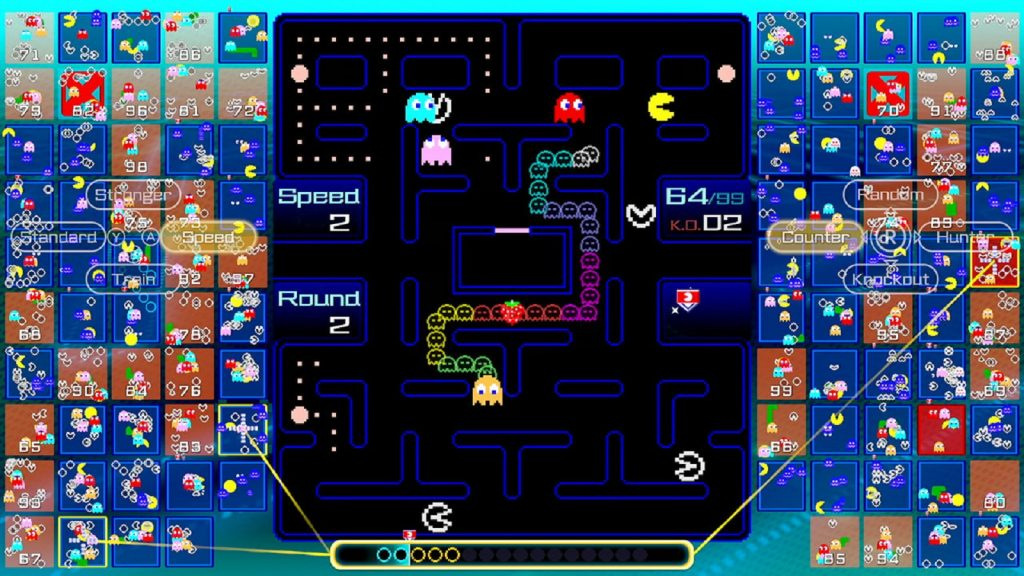 Nintendo Pac-Man 99 battle royale online free-to-play