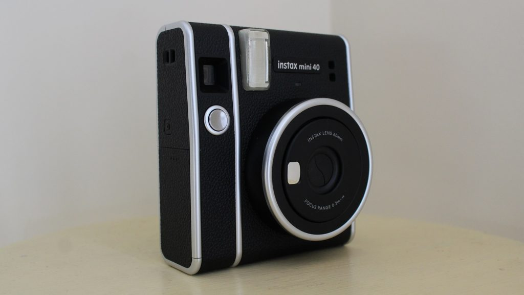 Fujifilm Instax Mini 40 instant camera