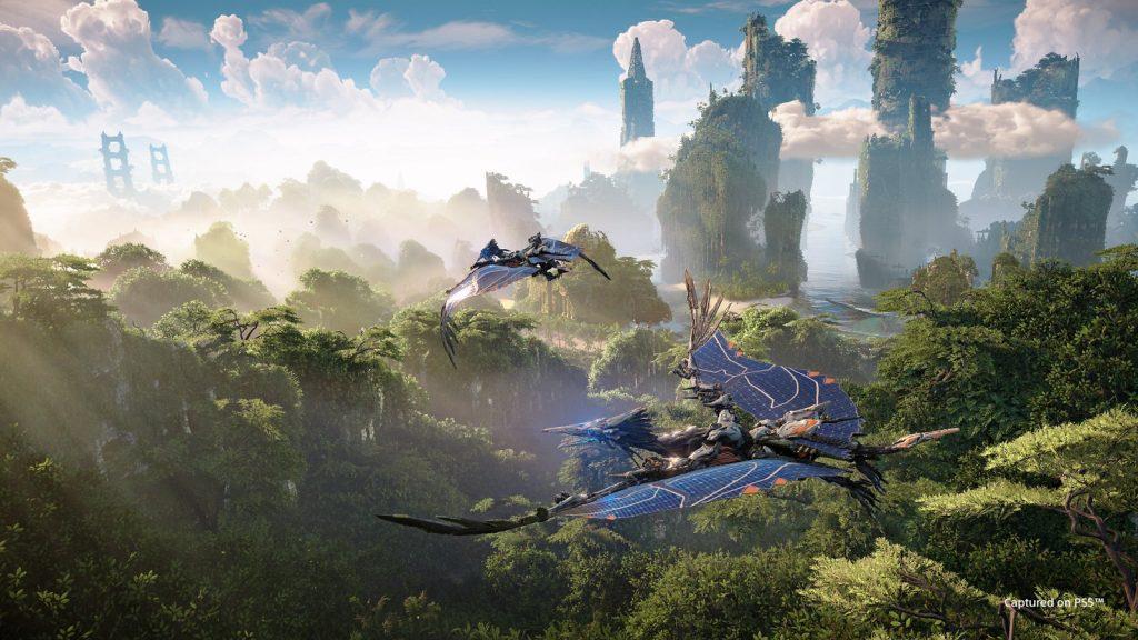 Horizon Forbidden West gameplay Sony PlayStation gameplay
