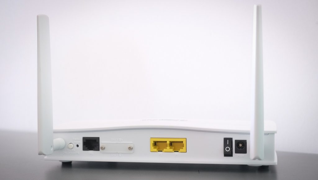 wi-fi router modem