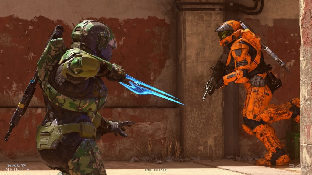 Halo Infinite Multiplayer campaign FPS Xbox mode