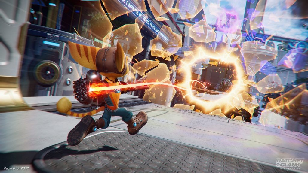 Ratchet and Clank Rift Apart Playstation 5 PS5 Game Help