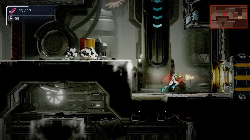 Metroid Dread Nintendo E3 Switch console 2D platformer