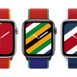 Apple Watch band face Olympic Games Tokyo 2021