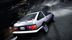 EA Need for Speed Carbon Shift 2 Unleashed The Run Undercover Electronic Arts