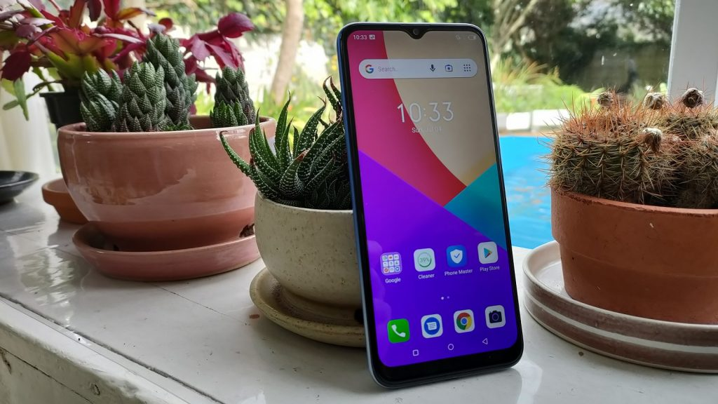 Itel Vision 1 Pro South Africa phone review