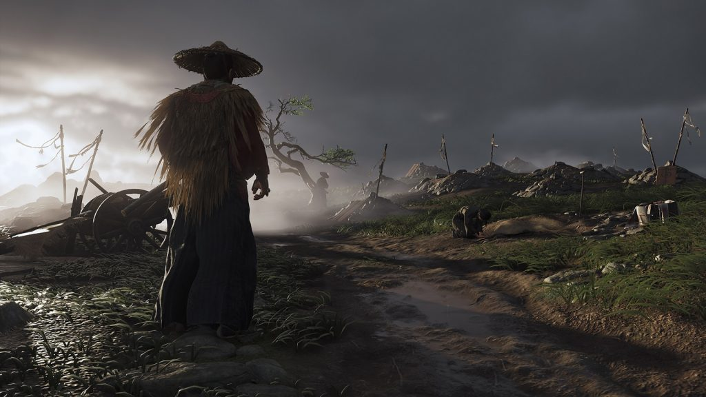 Ghost of Tsushima Director's Cut PS4 PS5 PlayStation Sucker Punch