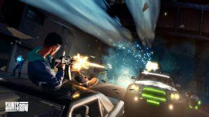 Saints Row Volition video game Action Adventure RPG Gamescom