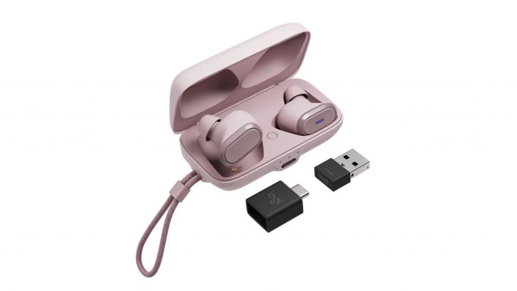 logitech zone true wireless earphones