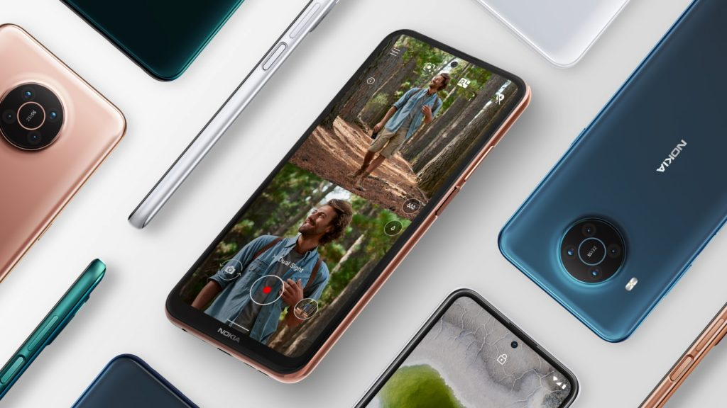 nokia x10 and x20 smartphones price south africa