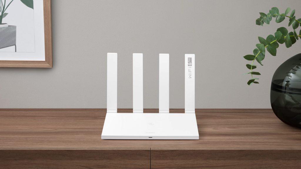 huawei ax3 wifi 6 router