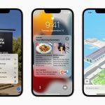 Apple iPhone iOS 15 updates OS
