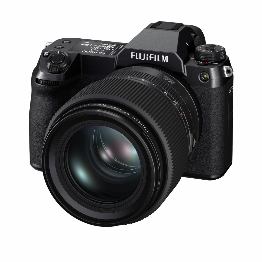 Fujifilm South Africa GFX50S II mirrorless camera