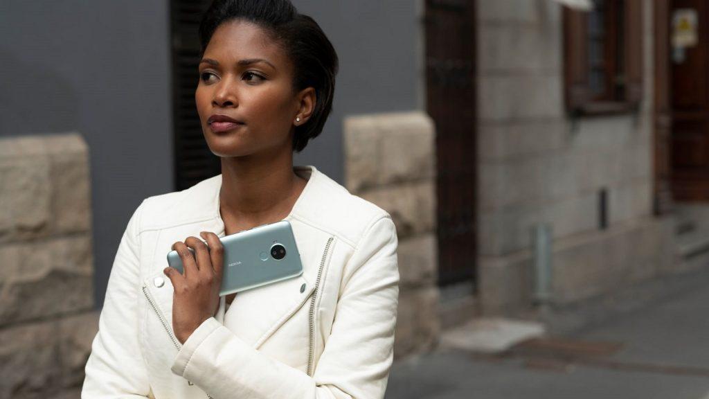 Nokia C30 smartphone South Africa