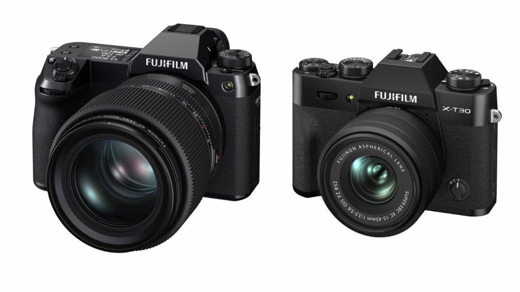 Fujifilm mirrorless camera GFX50S II X-T30 II South Africa