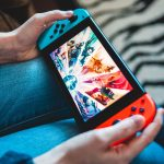 Nintendo Switch console Bluetooth audio software headphones gaming