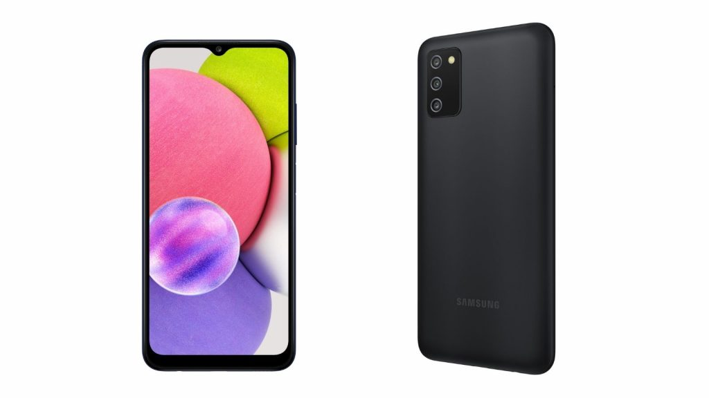samsung galaxy a03s price south africa