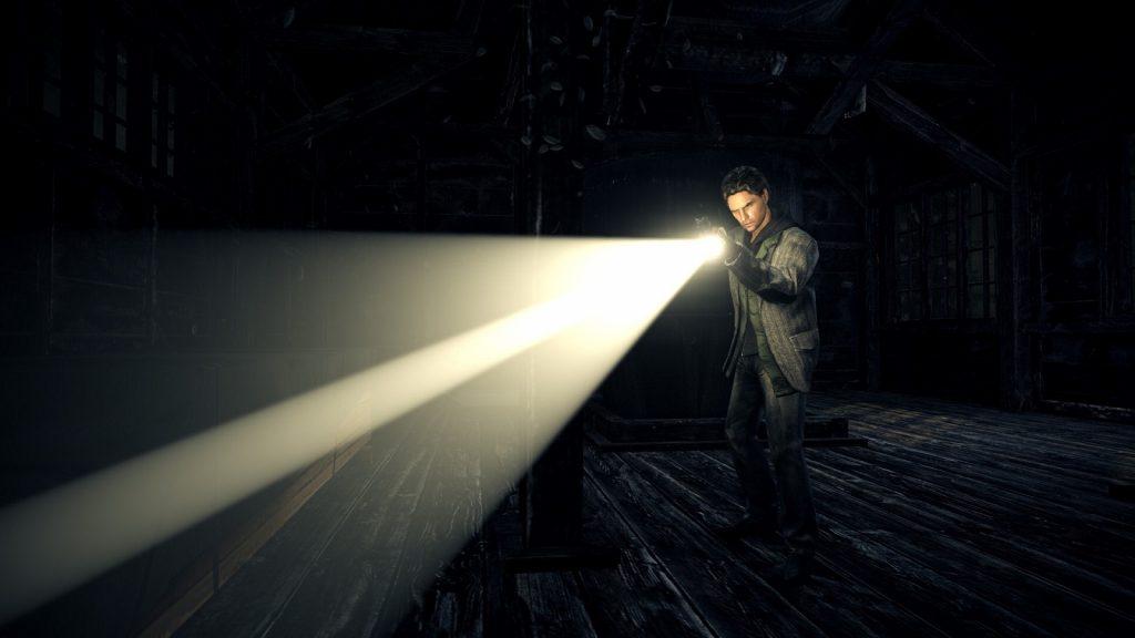 Alan Wake Remastered Remedy Entertainment