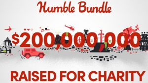 Humble Bundle video games storefront charity
