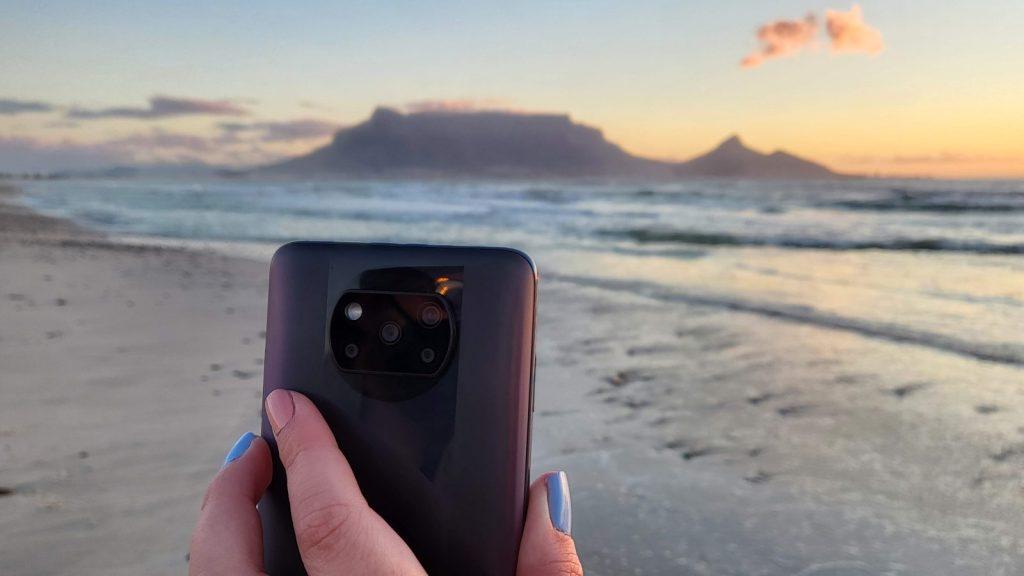 x3 pro camera
