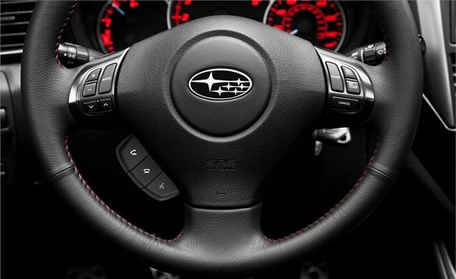 Subaru WRX Steering