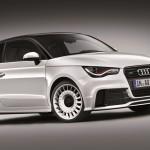 Audi A1 quattro /Standaufnahme