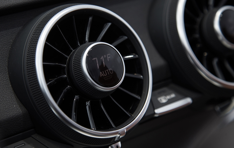 Audi air vents