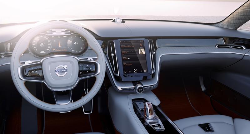 Volvo Interface