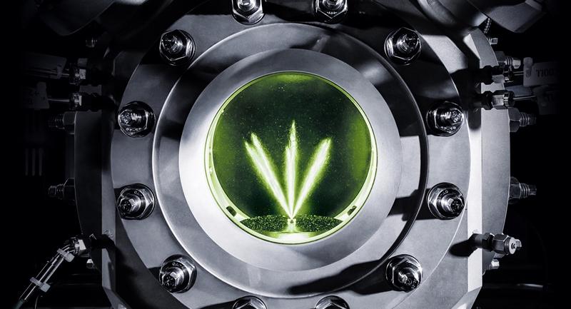 Audi e-fuels bestehen Test im glaesernen Motor