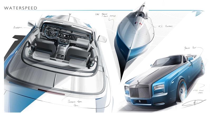 Rolls Royce Waterspeeed