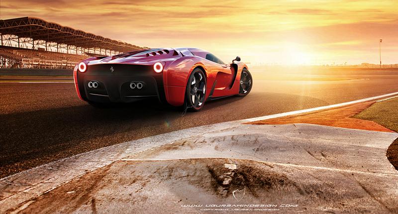 Ferrari Project F