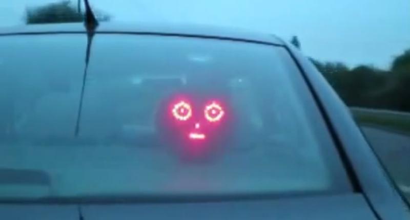 LED Emoticon