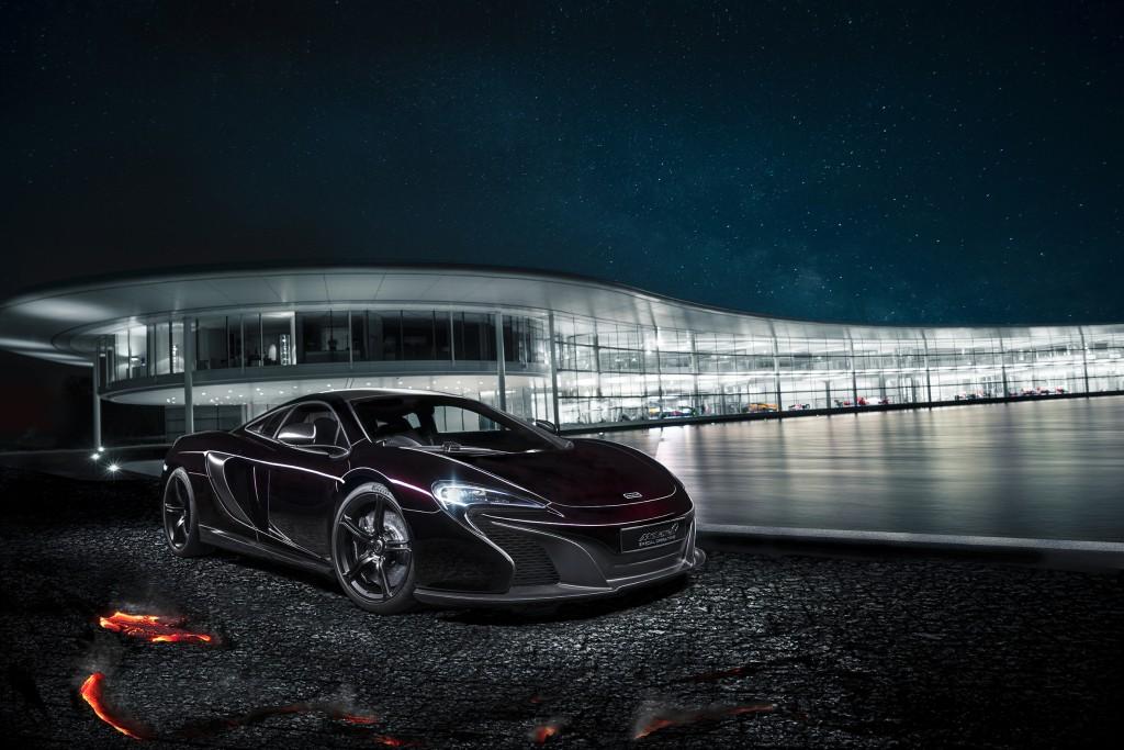 McLaren Special Ops