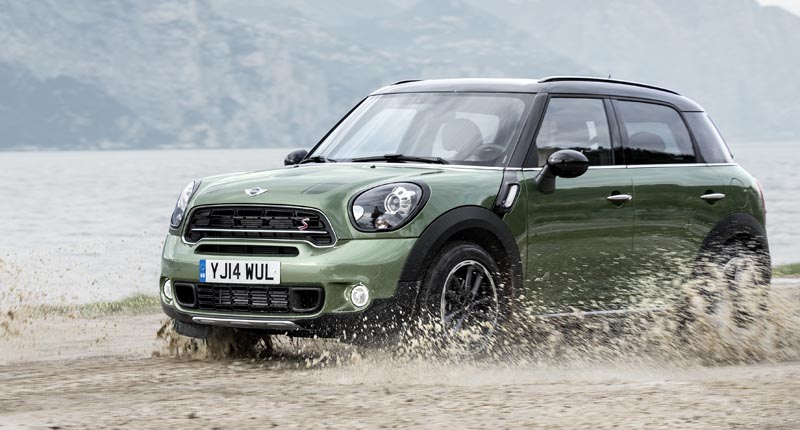 Mini Lifts The Lid On The New Countryman Motorburn