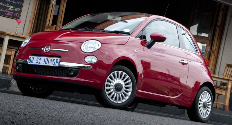 Fiat 500 1.4S