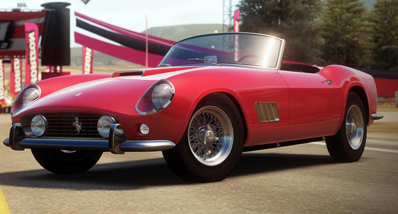 1957 Ferrari California