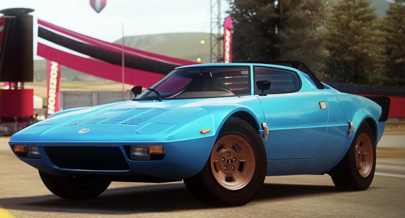 1974 Lancia
