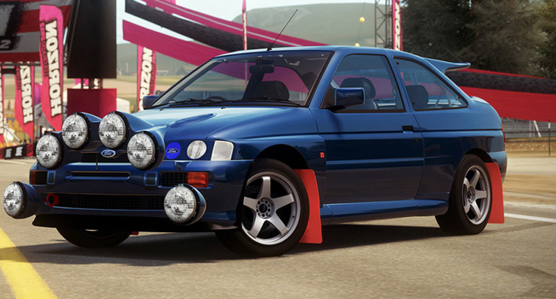 1992 Ford Cosworth
