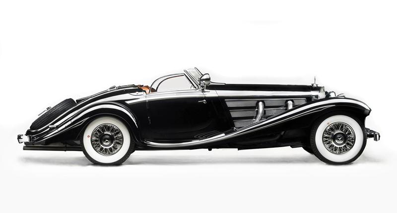 Mercedes-Benz-540-K