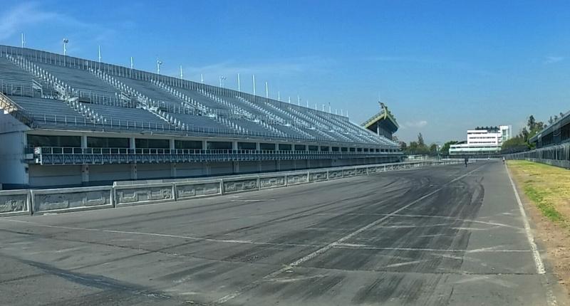 Autodromo Hermanos Rodriguez Mexican GP
