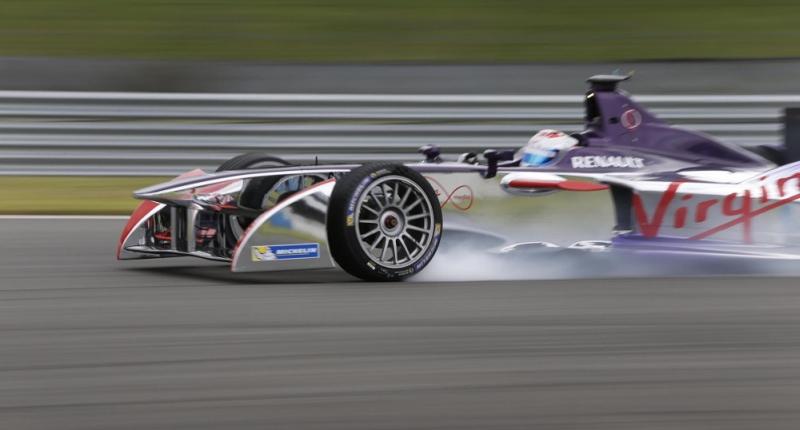 Formula E electric changes 1