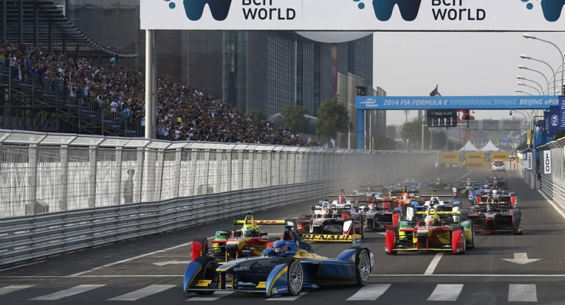 Formula E electric changes 3
