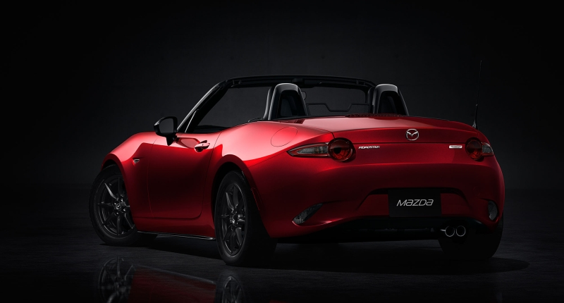MAZDA CANADA INC. - Mazda Unveils All-New Mazda MX-5