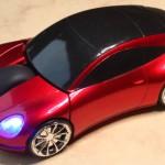 USB car mouse
