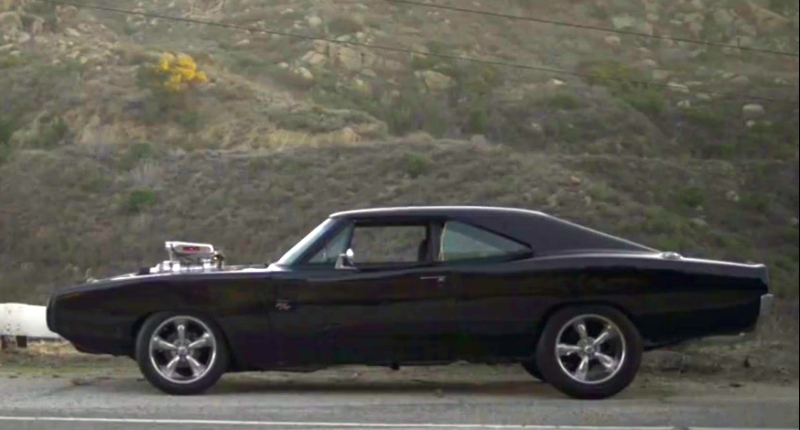 dodge charger fast furious