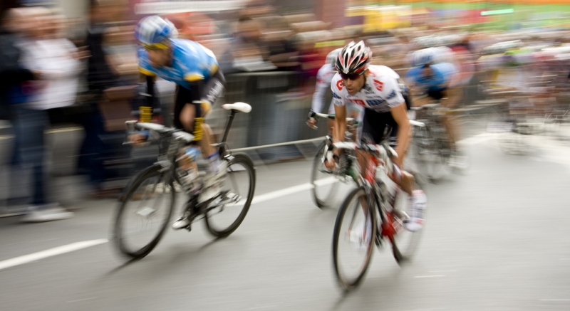 racing bicycle tour of britain